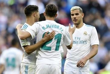 Real Madrid le pisa los talones al Atlético, al vencer 2-1a Leganés