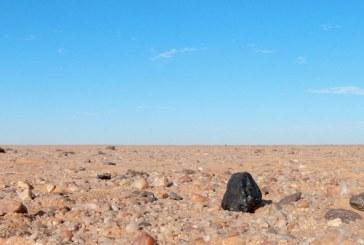 El meteorito lleno de diamantes que fascina a los científicos