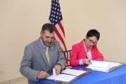 USAID y Secretaría de Derechos Humanos firman memorándum de entendimiento