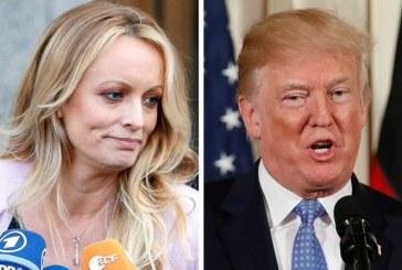 Actriz porno Stormy Daniels demanda a Trump por difamación