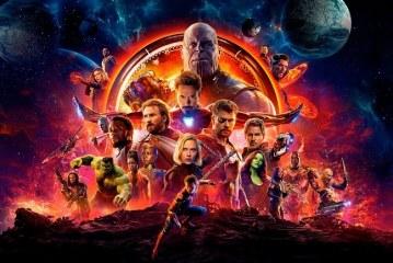 Vengadores: Infinity War rompe récord como el estreno más taquillero de la historia