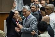 Miguel Díaz-Canel asume la presidencia de Cuba y promete dar continuidad al legado de los Castro