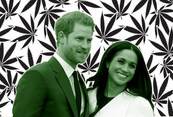 Familia de Meghan Markle cultiva la marihuana