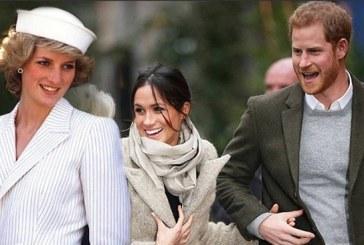 Honrarán a la princesa Diana en la boda del príncipe Harry y Meghan Markle