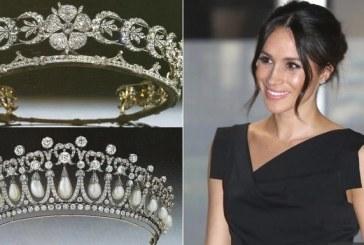 ¿Cuál será la valiosa tiara de la corona británica que elegirá Meghan Markle el día de su boda?