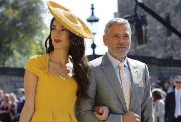 Celebridades y realeza invitados en la boda de Meghan y el príncipe Harry
