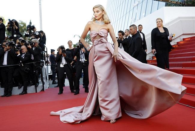 El desfile de estrellas en la alfombra roja de Cannes, el glamour en su punto más alto