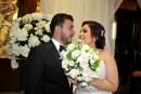 La boda de Olvin y Dulce… Un amor nacido de una bonita e inolvidable coincidencia
