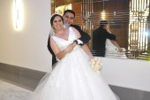 La boda de Saúl y Diana: un amor que inicio en las redes sociales y llegó hasta lo más alto