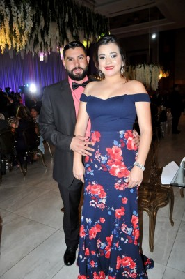 Denis y Alejandra Moreno