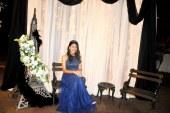 Linda José y su fiesta quinceañera Parisina