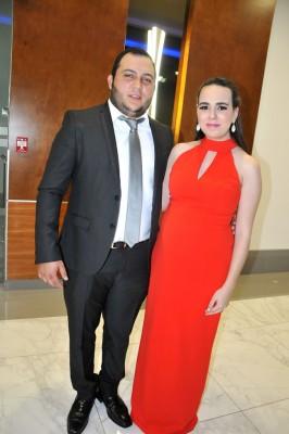 José Gilberto Moreno y Elisa de Moreno