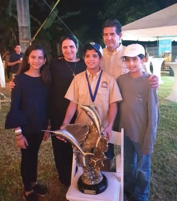 La familia Vega Burbara