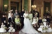 Las imágenes oficiales de la boda real de los duques de Sussex