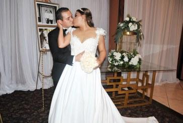 La boda de Bayron y Daniela…Un amor que Diciembre unió