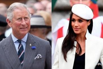 Boda real: El príncipe Carlos reemplazará al padre de Meghan Markle para llevarla al altar