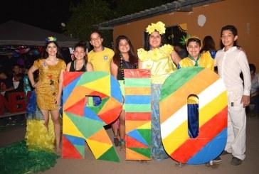 Derroche de cultura y alegría en el Festival Folklórico de la Blessed Generation Academy