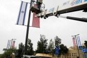 Palestinos protestarán contra embajada de EEUU en Jerusalén