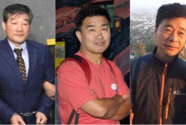 Trump anuncia que Corea del Norte liberó a los tres estadounidenses que estaban presos