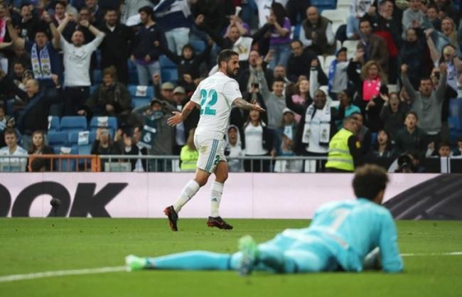 Sin sus principales figuras, Real Madrid humilló al Celta