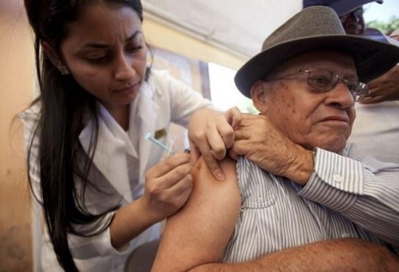 Arranca jornada de vacunación contra influenza H1N1