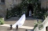 Todos los detalles del vestido de novia de Meghan Markle