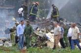 Reportan 3 sobrevivientes de los 113 pasajeros del accidente aereo en Cuba