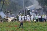 Se estrella avión de Cubana de Aviación con 113 pasajeros a bordo poco después de despegar en La Habana