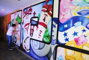 City Walls: Rinden tributo a San Pedro Sula a través de la pintura y la música