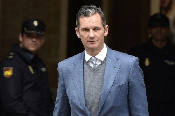 Condenan por corrupción al cuñado del rey de España a casi 6 años de cárcel