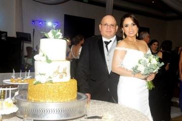 La boda de José Alejandro y Cinthya…Aún hoy: una pareja de enamorados