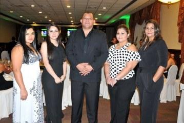 Con cena bailable celebran el Día Internacional de la Enfermería