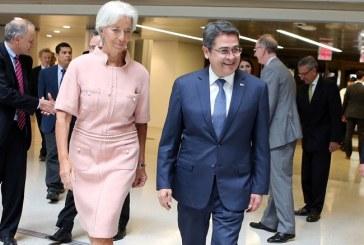 FMI apoyará a Honduras en lucha contra la corrupción