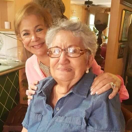 Fallece la apreciable dama sampedrana Laura María Luque de Blanco