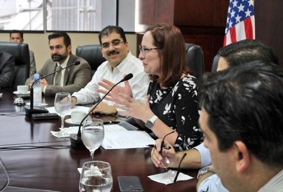 Empresarios conocen sobre oportunidades de financiamiento estadounidense para invertir en Honduras