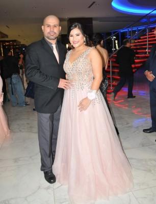 Jorge Perdomo y su hija, Ketly Perdomo