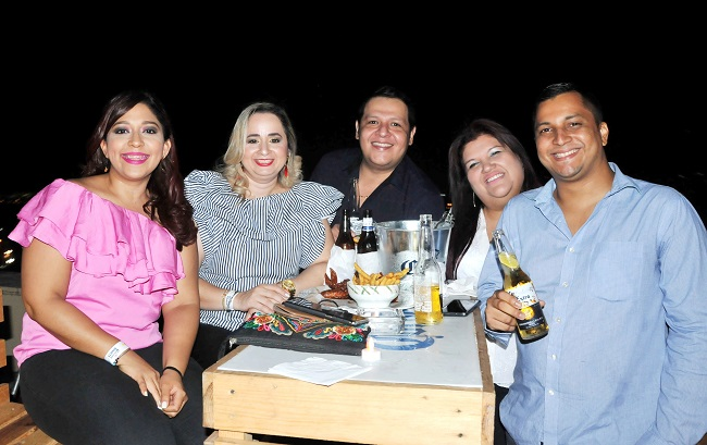 Diversión exclusiva en la RoofTop Party del Hotel Intercontinental