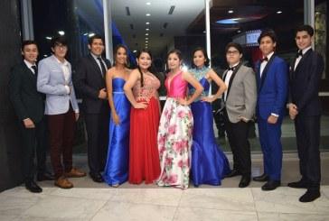 Una noche de fiesta en la graduación del Liceo Bilingüe Centroamericano