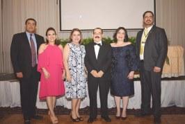 Cena de gala para clausurar congreso nacional de otorrinolaringólogos