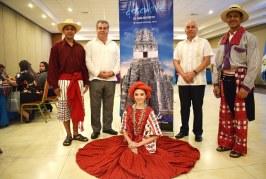 Brindan ameno coctel para promover a Guatemala turísticamente