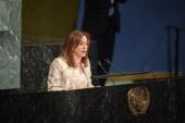 Ecuatoriana María Fernanda Espinosa primera latinoamericana en presidir la Asamblea General de la ONU