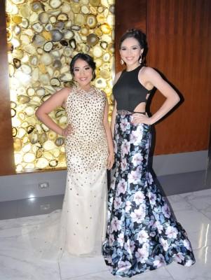 Marcela Fugón y Natalie Dubón