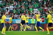 México cayó ante Suecia 3-0 pero el triunfo de Corea lo clasifica