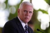 Mike Pence, advierte a centroamericanos que si piensan emigrar a EEUU lo han legalmente o que no lo hagan