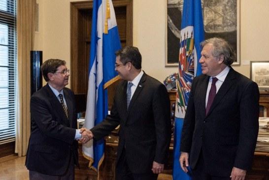 Luiz Antonio Marrey Guimaraes designado como nuevo vocero de la MACCIH