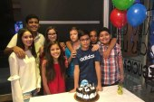 ¡Así celebraron el cumpleaños de Diego Alejandro!