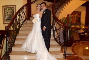 """La boda de Antony y Pamela: la esencia de dos personalidades en su """"sí, quiero"""""""