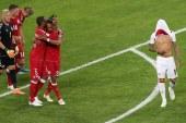 Dinamarca le amargó a Perú su regreso al Mundial al ganarle 1 a 0