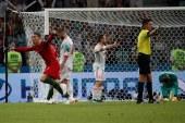 Empatan Portugal y España 3-3 con una espectacular actuación de Cristiano Ronaldo