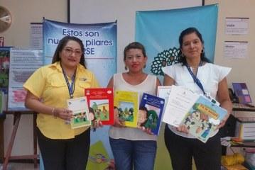 Grupo Jaremar  y FEREMA capacitan a educadores voluntarios del programa Juego y Aprendo